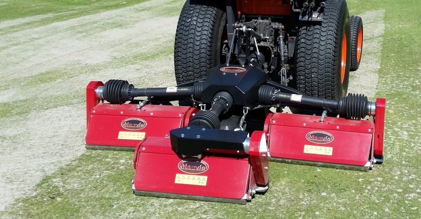GroundPro adds two Maredo machines
