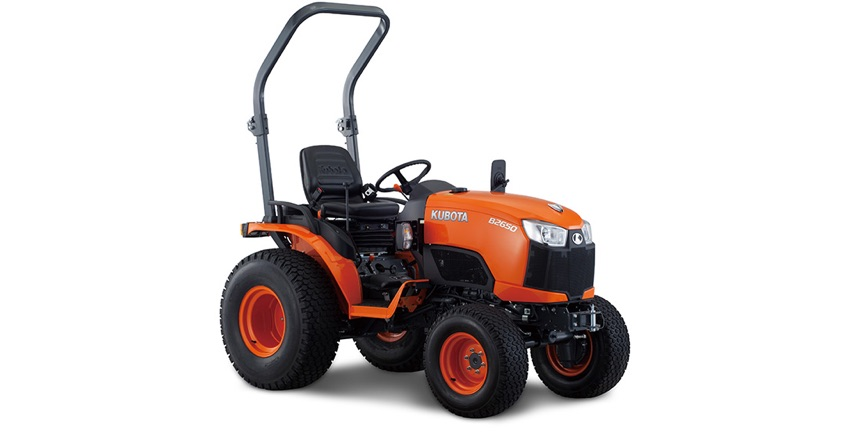 Kubota UK gearing up for SALTEX