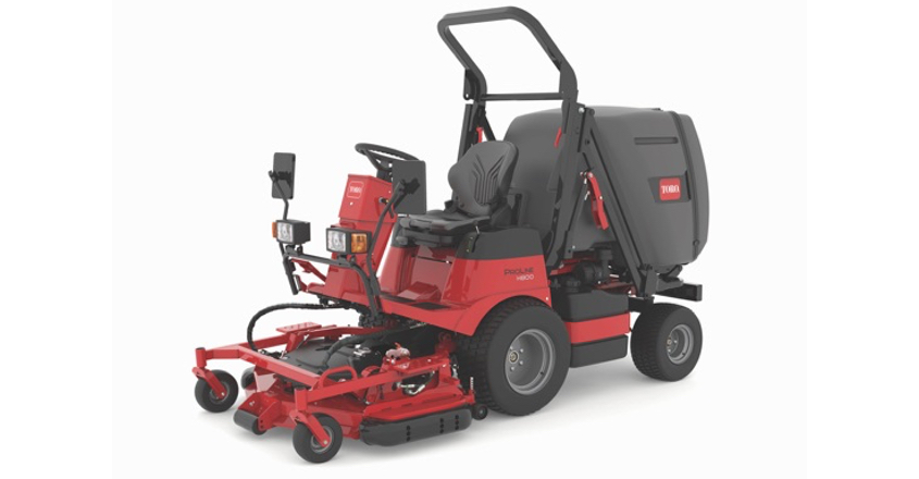 Reesink's latest rotary mower