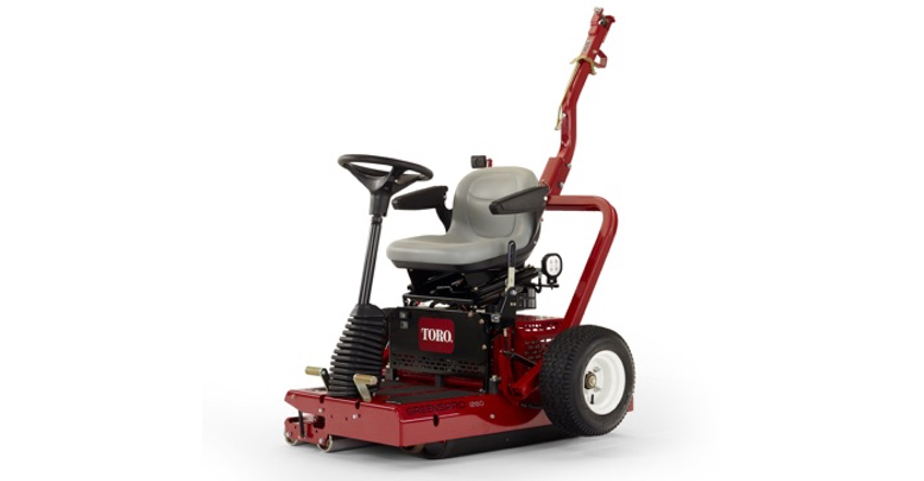 Toro's new GreensPro 1260 arrives in the UK