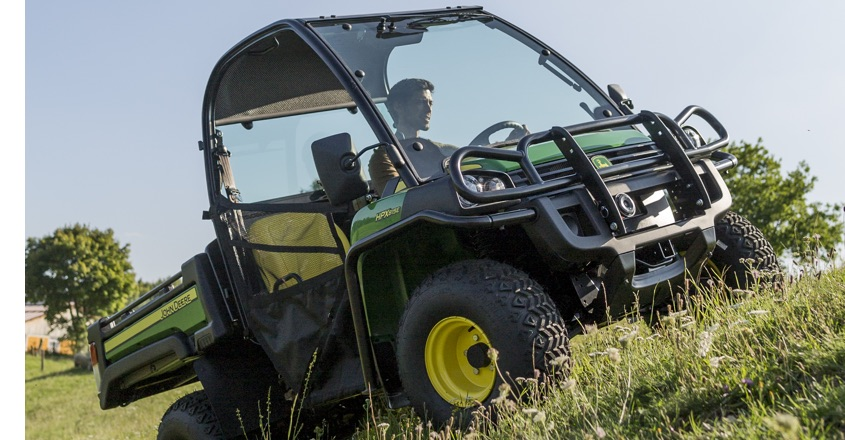 BTME debut for John Deere Gator