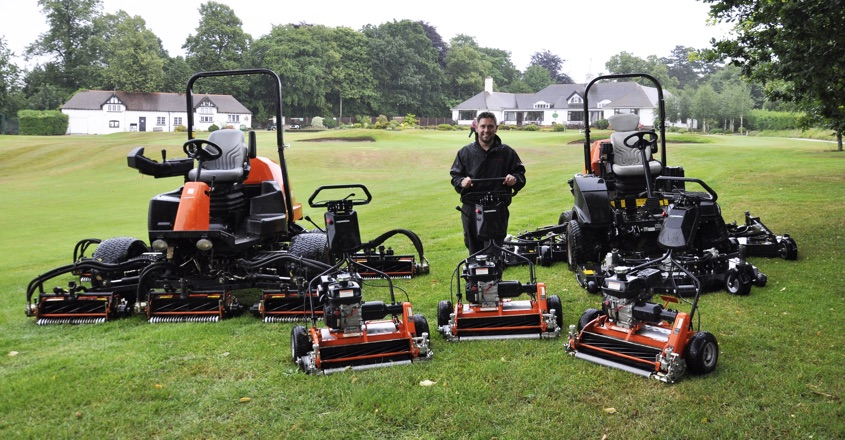 South Staffordshire Golf Club favours Jacobsen