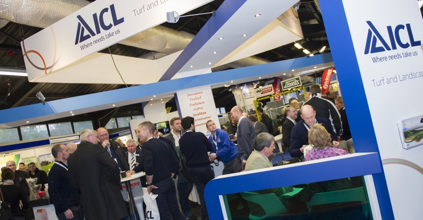ICL's exciting stand at BTME