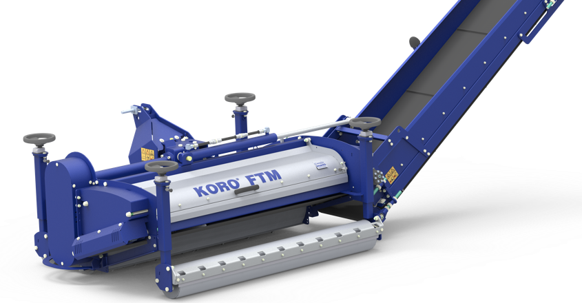 Campey's Koro TOPMAKER launches at BTME