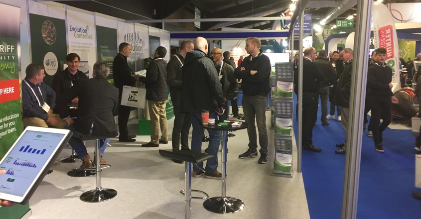 Sherriff Amenity sets standard at BTME