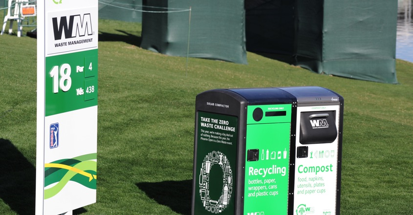 Phoenix Open achieve first sustainability certificate