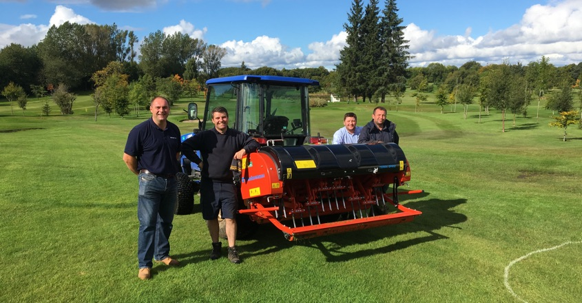 Wiedenmann puts Williamwood GC ahead