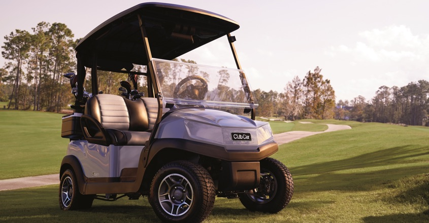 Club Car unveils Tempo golf cars at BTME
