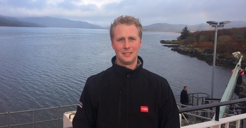 Reesink's Scottish expansion