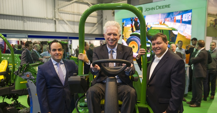 John Deere renews partnership with LET
