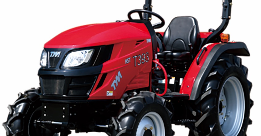 Reesink's two deals with TYM Tractors