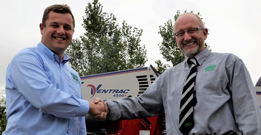 R T Machinery joins the Ventrac network