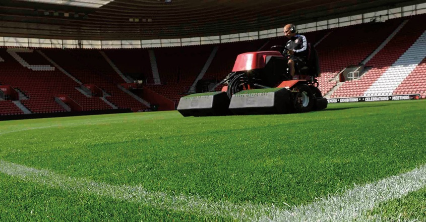 New 'seed and feed' pitch renovation package