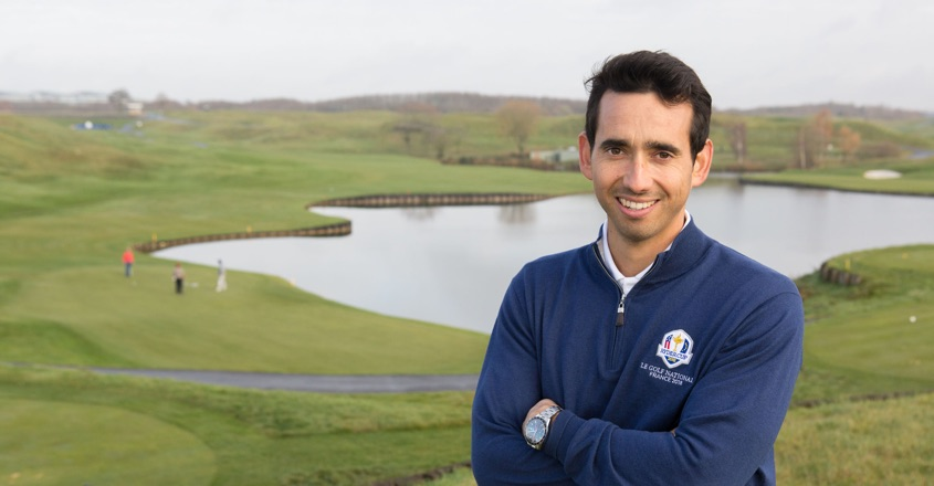 Syngenta supports greenkeepers at Ryder Cup