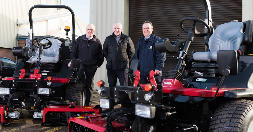 North East Lincs buys Toro for the first time