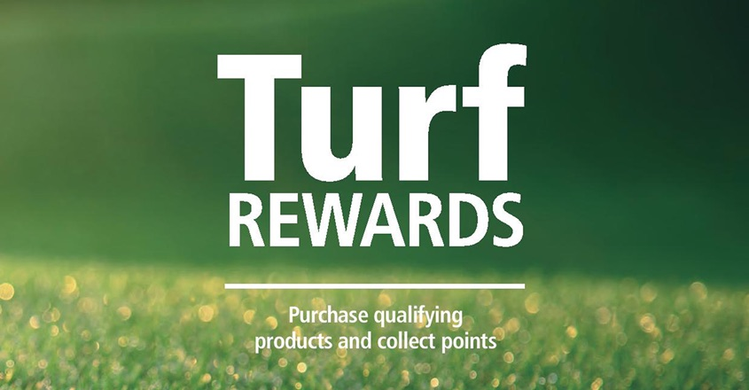 Turf Rewards continues to grow