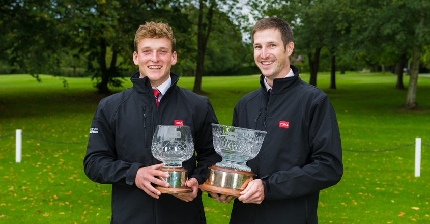 Are you a student greenkeeper of the year?