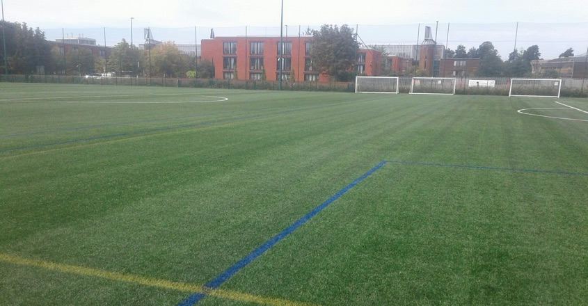 Nottingham Uni win Artificial Pitch award