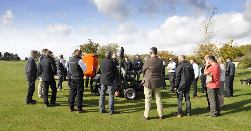 Ransomes dealer changes in North
