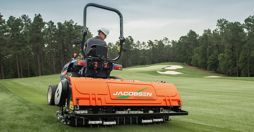 Jacobsen launches new GATM series aerators