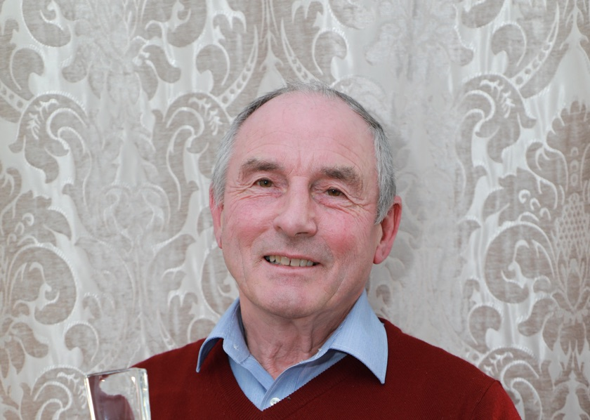 Course manager retires after 44 years