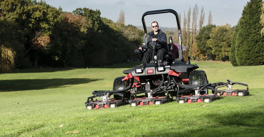 Toro brings results at Surbiton Golf Club