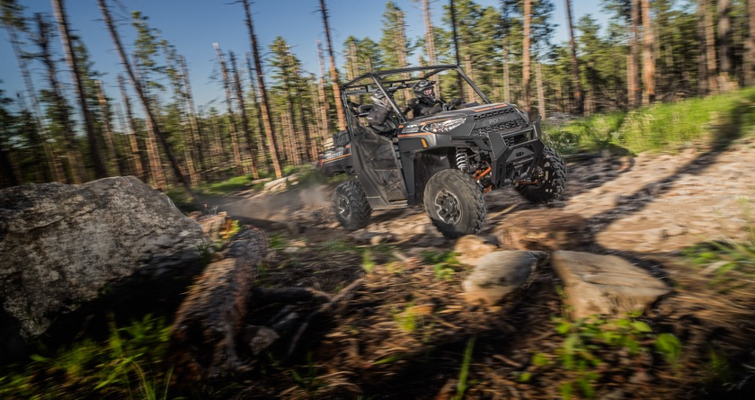 Polaris roll out one-millionth RANGER
