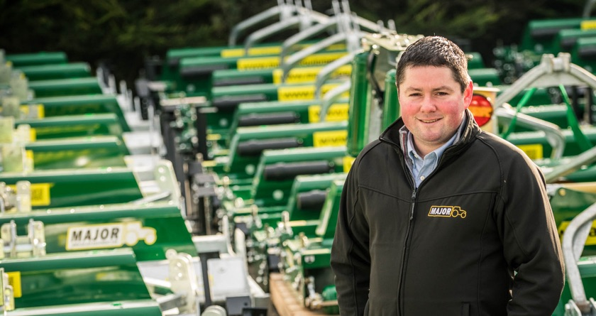 McCormick joins Major Equipment