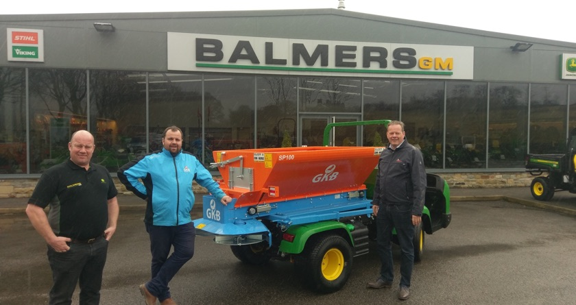Balmers join expanding GKB