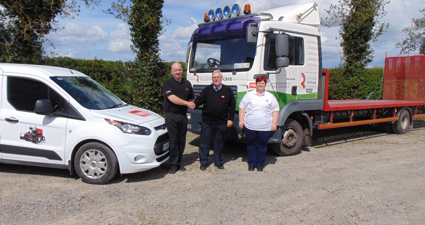Reesink Turfcare invests in Ireland
