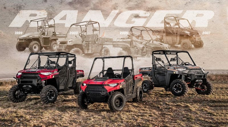 Polaris mark 20 pivotal years