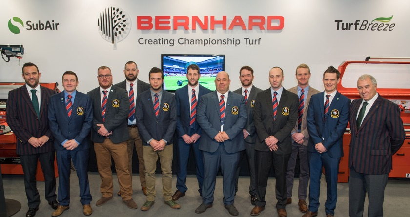 Bernhard and Company signs up as a BIGGA Partner