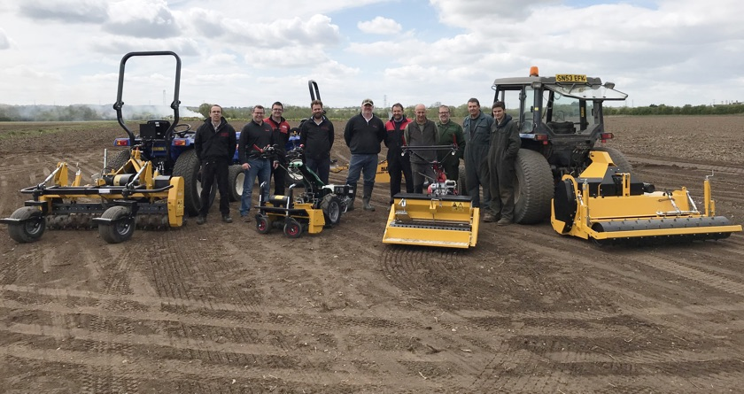 Acorn Tractors benefit from BLEC training