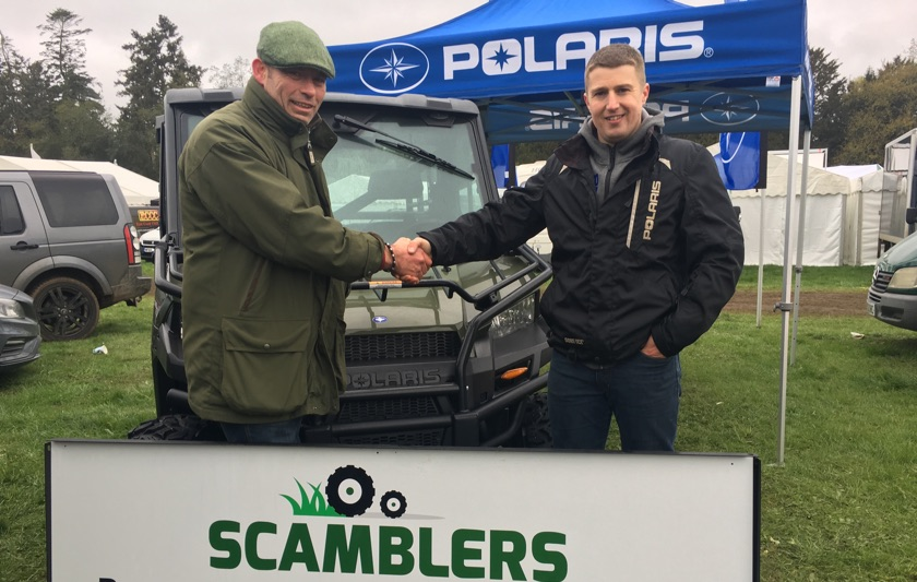 Scamblers appointed Polaris dealers