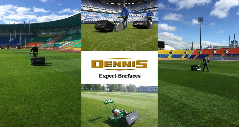 Dennis Mowers prepared 2018 World Cup