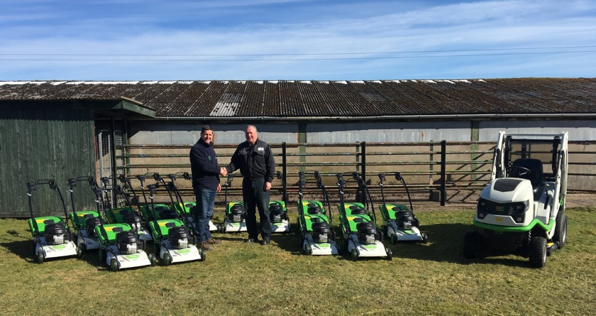 New Etesia fleet for Greenfingers