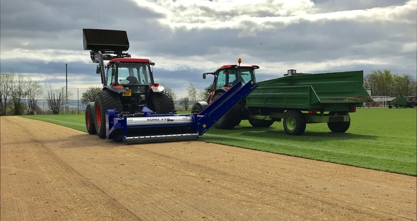 Bothams renovate with KORO FTM 2000