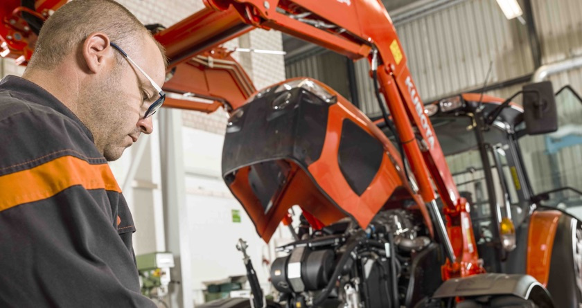 Kubota to invest €55 million in Euro R&D