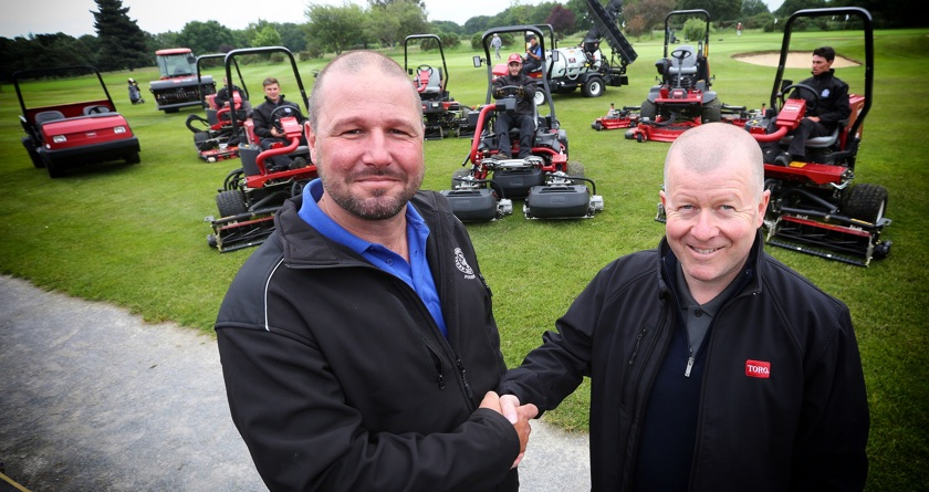 Toro a dealmaker for Torsett GC