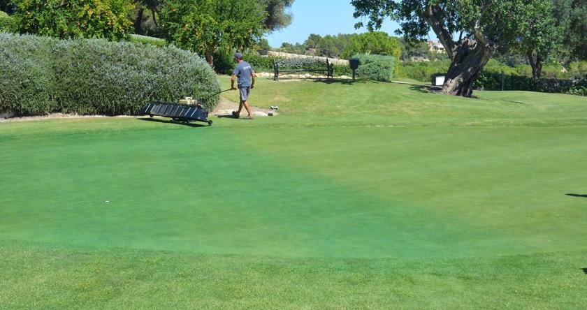 OARS and Aquifer Pellets combat dryness