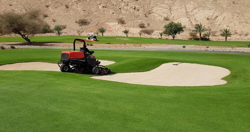 Jacobsen success in Oman