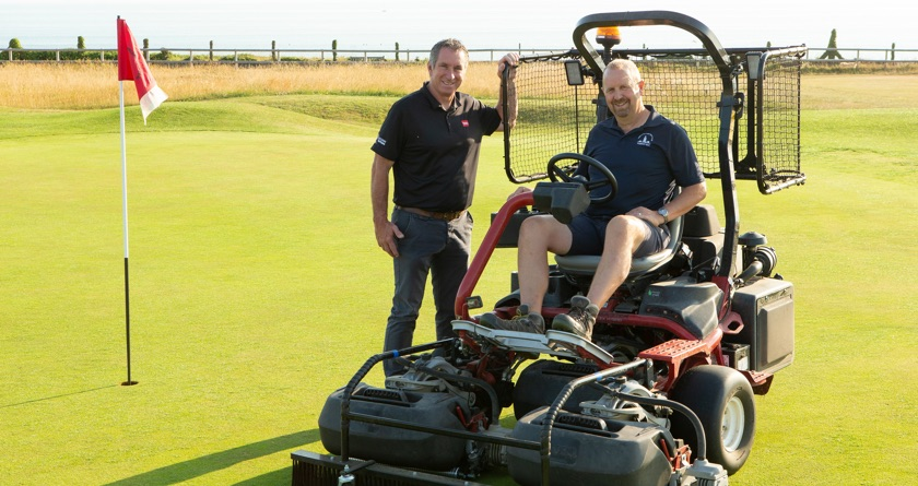 Toro is the best for North Foreland