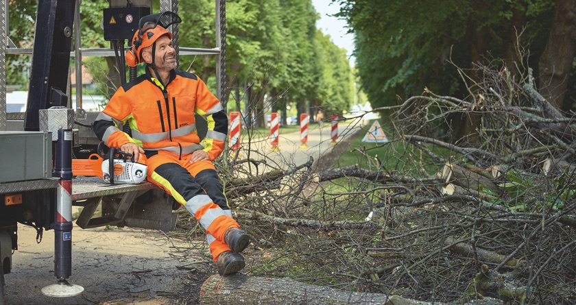 Stihl adds to workwear range