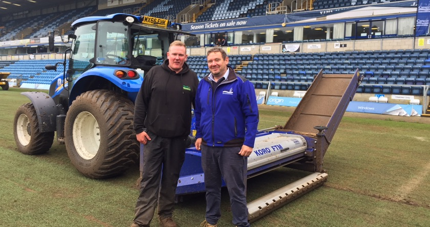 Campey renovate Wycombe Wanderers FC