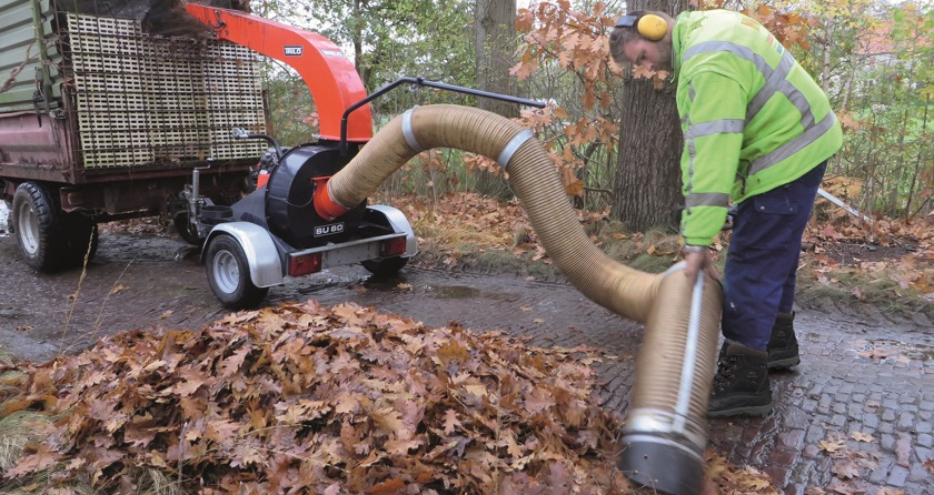 Wolverhampton clean-up leaves with Trilo