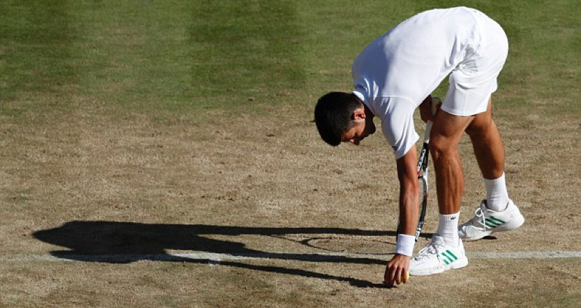 Wimbledon weighing up controversial move to install artificial playing surface