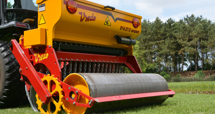 Vredo overseeders deliver at Russia 2018