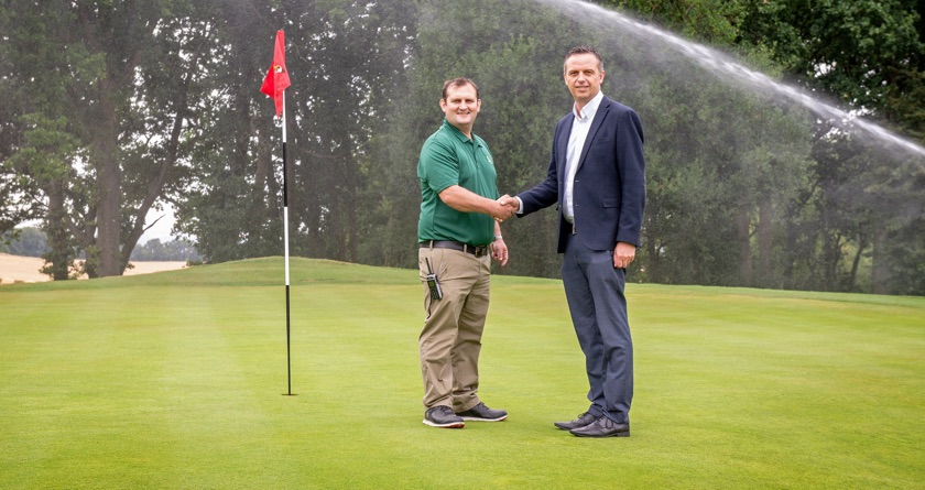 Huntercombe hunts out best irrigation