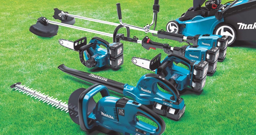 Makita teams up with Bali for SALTEX
