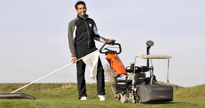 Jacobsen tournament support at Ryder Cup